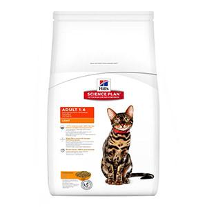 Hills Science Plan Feline Adult Light Chicken 5 kg