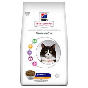 Hills VetEssentials Feline Mature Adult Neutered Cat