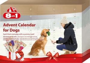 Julekalender hund