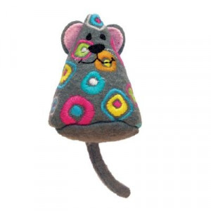 KONG Cat Tropics Mouse