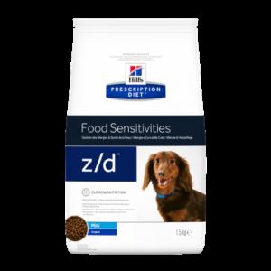 Hills Prescription Diet Canine Z/D Mini Allergy & Skin Care