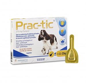 Lagersalg -Prac-Tic Hund 11-22 kg