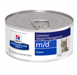 Hills Prescription Diet m/d Feline á 156 g