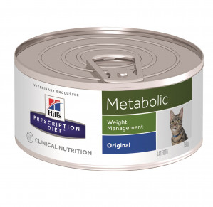 Hills Prescription Diet Feline Metabolic 156 gr Advanced Weight Solution