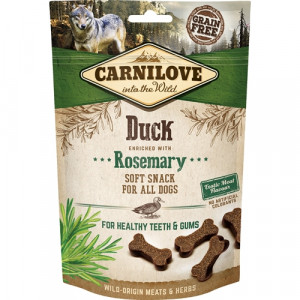 Carnilove Dog Semi Moist Snack Duck