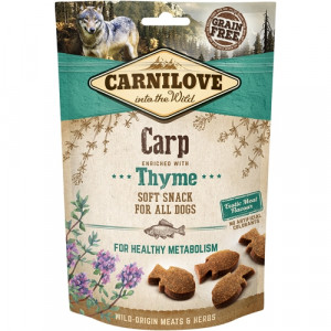Carnilove Dog Semi Moist Snack Carp