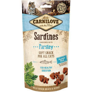 Carnilove Cat Semi Moist Snack Sardine