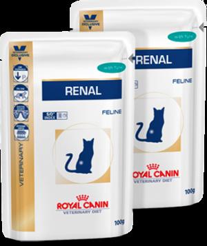 Royal Canin Renal kat okse á 85 g