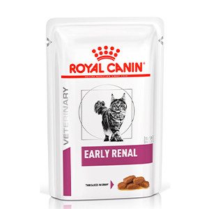 Royal Canin Early Renal, Kat, pouch