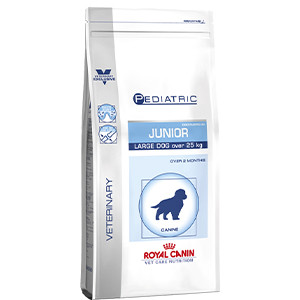Royal Canin Junior Large Dog 14 kg pose