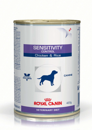 Royal Canin Sensitivity Control Kylling á 420 gr