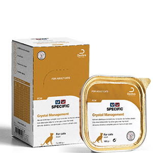 Specific FCW Crystal management, 7x100 g,