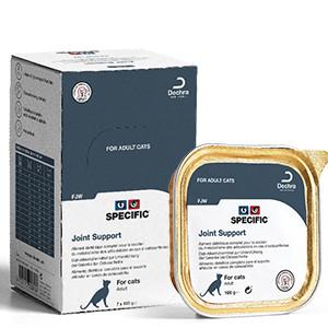 Specific FJW Joint Support, 7x100 g, Vådfoder til katte