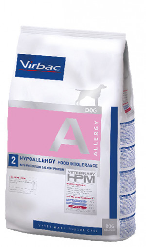 Virbac Dog Hypoallergy salmon