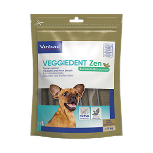 Virbac Veggiedent Zen, 15 stk