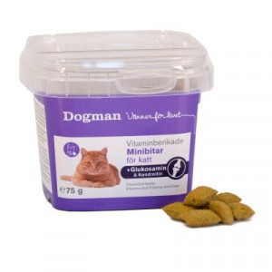 Dogman Vitaminberiget Minibidder Kat Led